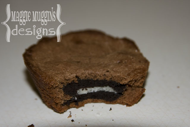 Brownie Covered Oreos
