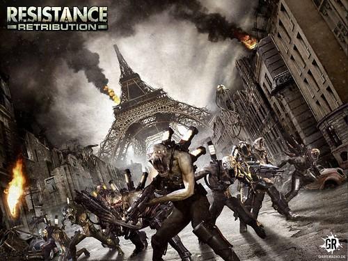 resistance wallpaper. Game Wallpaper Resistance
