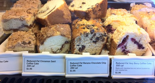 Starbucks Coffee Cakes