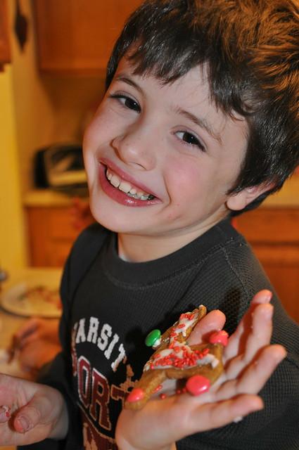 cookie decorating fun!
