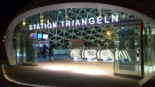Station Trianglen