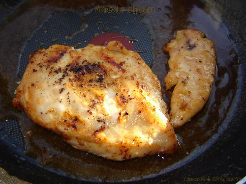 Marsala Chicken 3