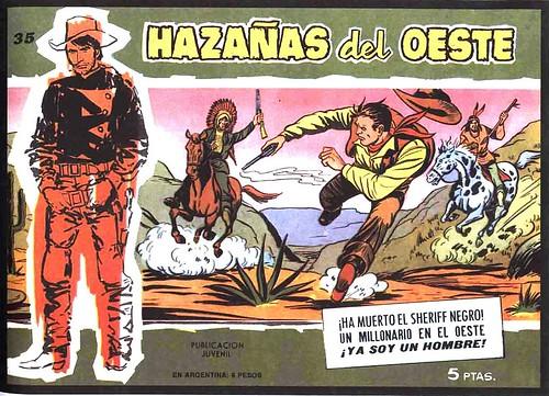 043-Hazañas del Oeste nº35-portada