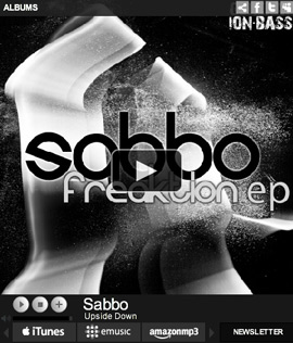 Believe Digital - Dj Sabbo - Freaktion EP