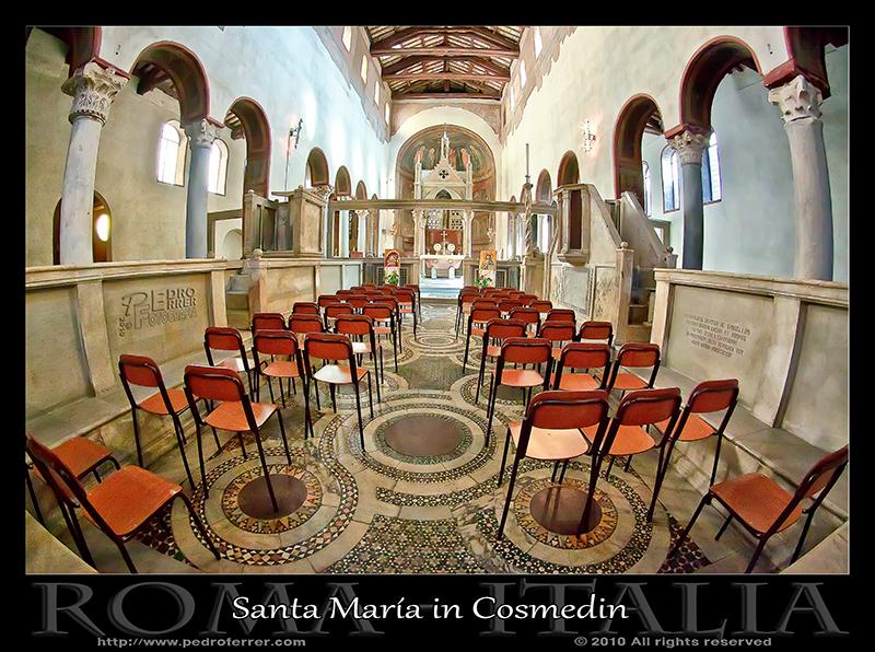 Roma - Santa Maria in Cosmedin