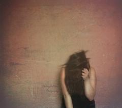 Autophobia (ChelseyLeBlanc) Tags: selfportrait self fear phobia
