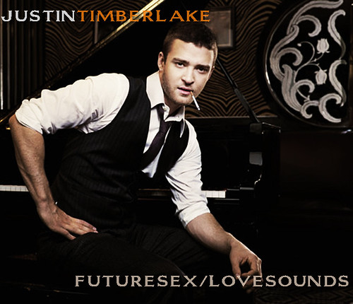 Justin Timberlake : Futuresex / Lovesounds : UK Single - Songaz.com.