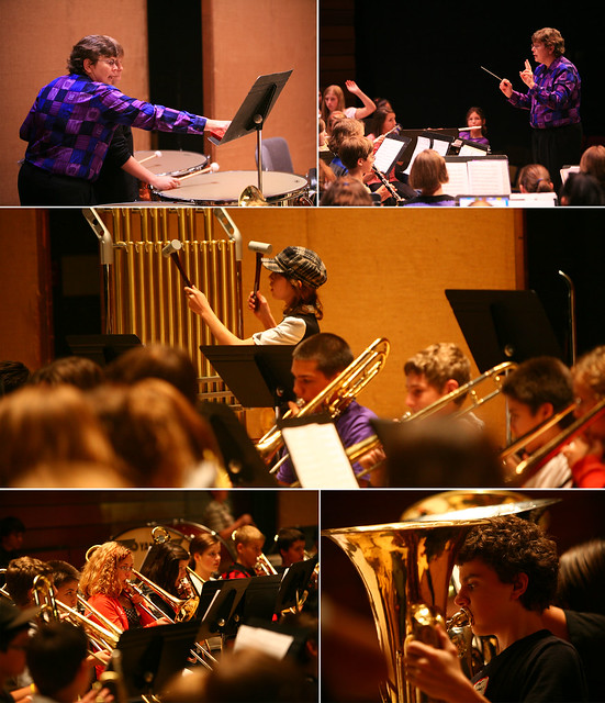 middle-school-honors-band-montage