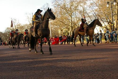 Charles I parade - 15