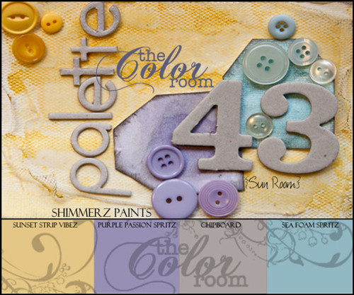 The color room palette 43