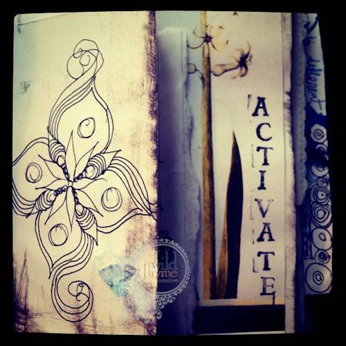 Activate - doodle 2