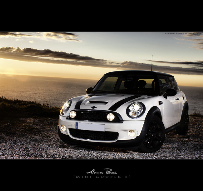 Mini Cooper S Reediting