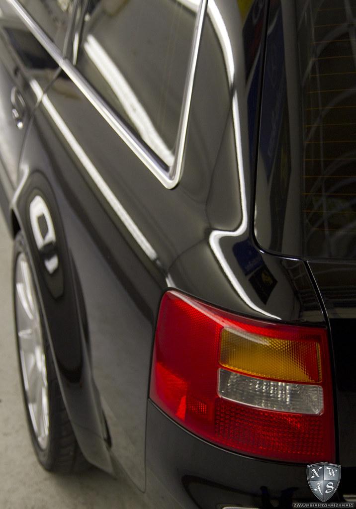 Seattle Auto Detailing NorthWest Auto Salon QuattroWorld S6 Avant