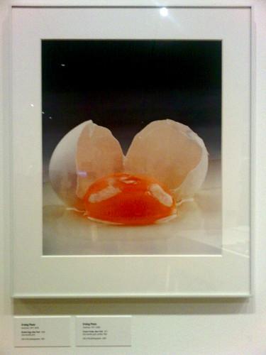 Irving Penn's egg