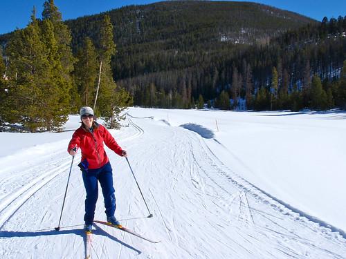 nordic ski day