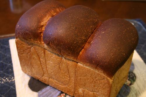 紅茶山型食パン