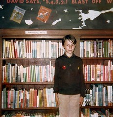 Stavros at the San Francisco Public Library 1975 () Tags: sf sanfrancisco california ca city portrait man me greek library space yo thecity books moi portraiture 1975 oldphoto astronomy rocket stavros ich scannedphoto publiclibrary kalifornien sfist turista fortunate sanfranciscopubliclibrary blastoff  saofrancisco prosperous scannedpicture  californi