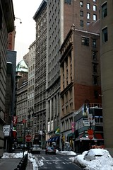 New York City, Manhattan, Lower Manhattan, Maiden Lane by Vincent Desjardins, on Flickr