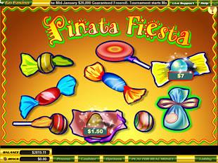 free Pinata Fiesta slot bonus game