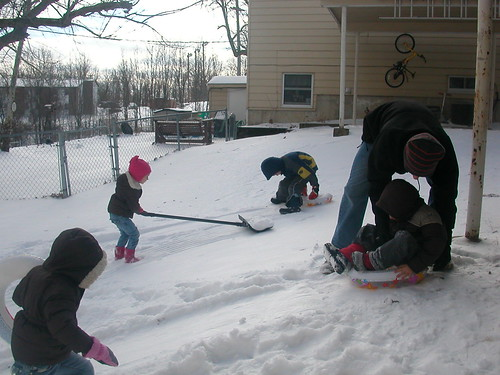 Feb 2, 2011 Snow Day