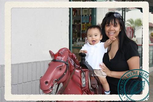 Z & Mommy