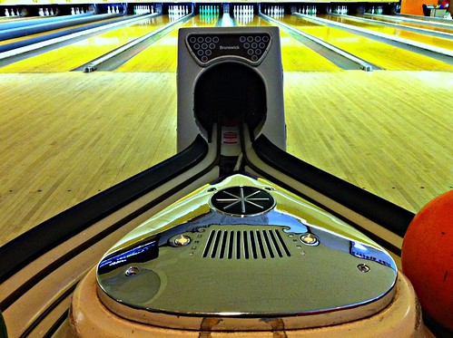 More Old School Bowling