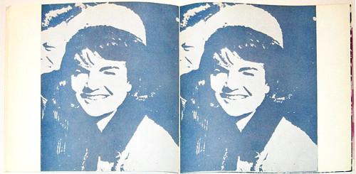 Andy Warhol, interior jackie