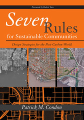 Seven Rules for Sustainable Communities, by Patrick Condon, book cover