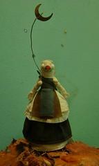 Goddess of tree bark- Diosa de la corteza. 01 (Valeria Dalmon) Tags: valeria serie cortex goddesses diosas dalmon diosadelacorteza dollsartesculturas