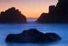 Serve Your Soul - Pfeiffer Beach, Big Sur, California (Jim Patterson Photography) Tags: ocean california travel sunset usa seascape beach landscape outdoors coast rocks colorful glow pacific bigsur rocky pfeifferbeach jimpattersonphotography jimpattersonphotographycom seatosummitworkshops seatosummitworkshopscom