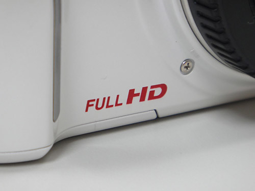 廣告主打的 Full HD 錄影