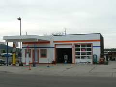 Gas Station, Williams, AZ
