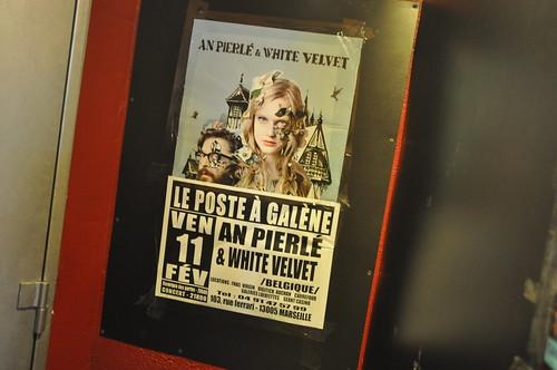 An Pierlé & White Velvet by Pirlouiiiit 11022011