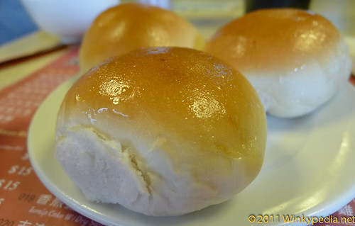 barbecued pork bun, Best Value Michelin Starred restaurant in the World