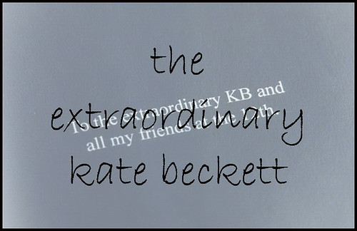 extraordinaryKB dedication