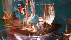 Augsburger Puppenkiste (micky the pixel) Tags: show germany deutschland puppet exhibition lukas marionette ausstellung augsburg saarland puppettheatre augsburgerpuppenkiste neunkirchen jimknopf marionettentheater saarparkcenter oehmichensmarionettentheater