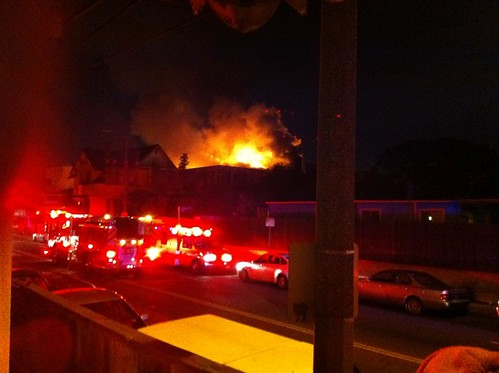 Fire Paloma and Pacific