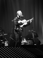 Symphonica in Rosso 2010 Presents: Sting 8 (DeFotoGek) Tags: fiction red holland classic netherlands plane concert live sting arnhem royal joe presents orchestra classical rosso 2010 sumner gelredome symphonica philamonica