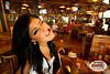 So cute isn't she? (originalhooters) Tags: food tampa wings florida hooters brooke fl waitress channelside meetahootersgirl