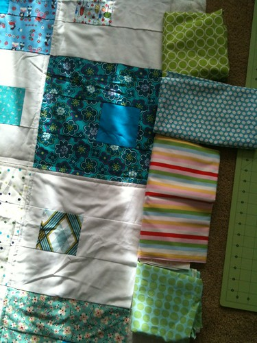 In progress : Choosing a binding
