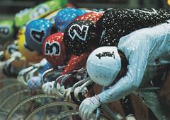 [フリー画像] 運動・スポーツ, スポーツ(その他), 競輪, 自転車, 201102170500