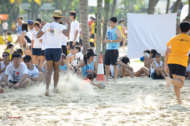 Beach Touch Rugby - 003