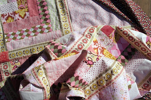 Neapolitan Dreams Quilt Top