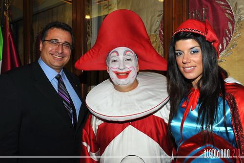 Carnevale Romano - Edizione 2011