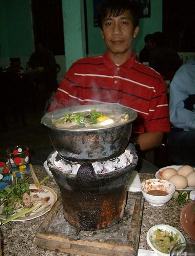 Goat Dinner, Vietnam 013
