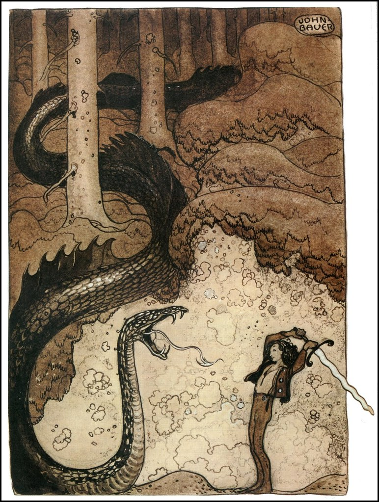 John Bauer - Illustration 5