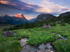 PARADISE STORM -- Glacier National Park, MT (Light of the Wild) Tags: mountains montana glacier glaciernationalpark gradnd hotaling graduatedndfilter stormsunset americanrockies therebeastormabrewin montanabackcountry lightofthewild scotthotaling cloudsstormssunsetssunrises glacierbackcountry