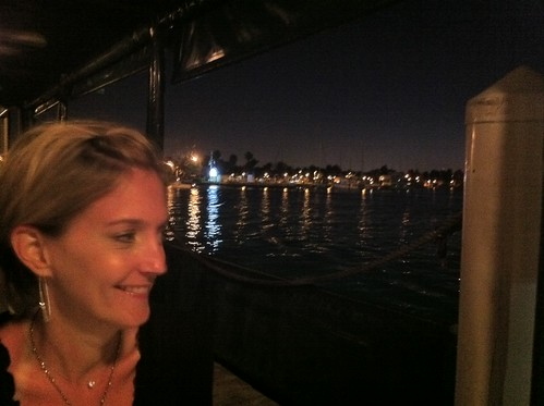 Dinner at Giorgio's on the water