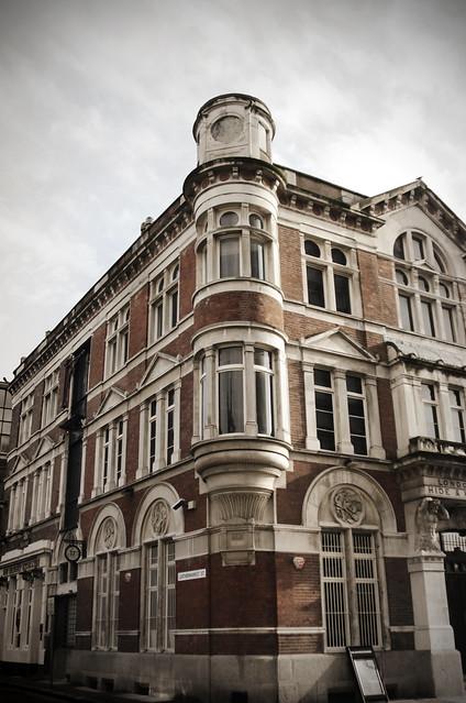 Leathermarket Street