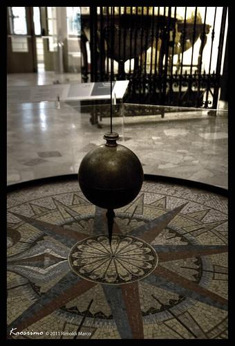 Museo Leonardo Da Vinci - Pendolo di Foucault
